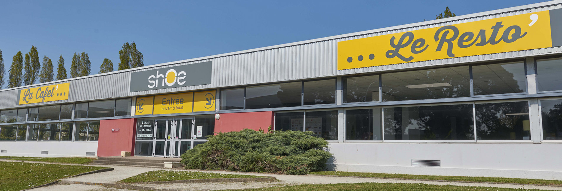 Saint Herblain Ouest Entreprises SHOE